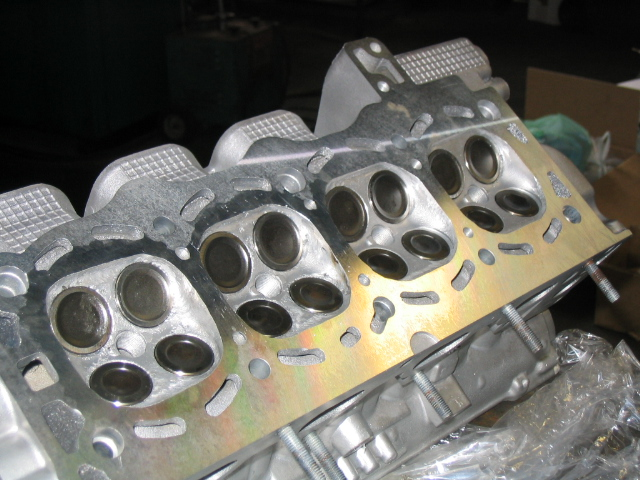 Holden Astra Cylinder Head Completed